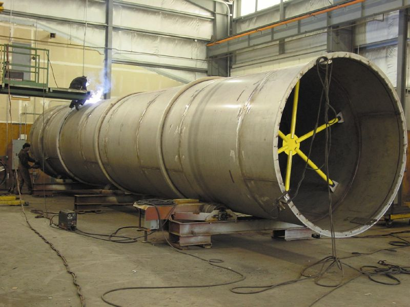 Industries Served Industrial Fabrication Company